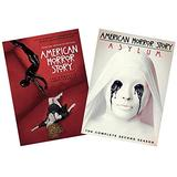 American Horror Story: The Complete First and Second Seasons DVD Collection (Season 1 / Season 2: American Horror Story Asylum)