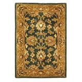 Safavieh Heritage Dark Green/Gold Accent Rug