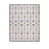 Safavieh Ivory/Navy Chelsea Simple Moroccan Area Rug Collection