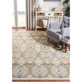 Safavieh Sage/Ivory Chelsea Simple Moroccan Area Rug Collection