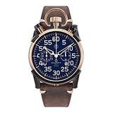 Mens Ion Plated Rose Gold/Ion Plated Black CT Scuderia Watches Collection CWEJ00419