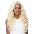 It's a wig - Swiss Lace Front HOUSTEN Perücke Lace Wig, Farbe: 613 (Platinblond)