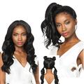Outre Swiss X Lace Front Wig Vixen LOOSE WAVE Perücke Lace Wig, Farbe: 1B (natürlich schwarz)