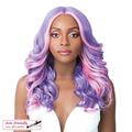 It's a wig - Swiss Lace Front FRIDA Perücke Lace Wig, Farbe: 1B (natürlich schwarz)