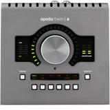 Universal Audio Apollo Twin X QUAD 10x6 Thunderbolt Audio Interface with UAD DSP