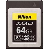 Nikon 64GB XQD Memory Card 27214