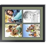 ArtToFrames Collage Picture Frame in Brown, Size 17.0 H x 21.0 W x 0.75 D in   Wayfair C3926GK3