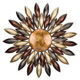 Regal Art & Gift Sunset Wall Decor Metal in Brown, Size 34.0 H x 2.75 W x 34.0 D in   Wayfair 10797