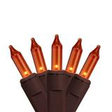 The Holiday Aisle® Mini Light Tree Trunk Wrap Christmas 150 Light String Lights in Pink, Size 24.0 W x 96.0 D in | Wayfair 29AN4611