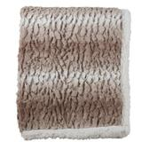 Union Rustic Aliina Throw Polyester in White, Size 60.0 H x 50.0 W in   Wayfair 1DA433EA90C44BD49D8C0FA9EDCC3BA7