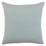Alcott Hill® Poynter Plaid Bedding Sham in Blue, Size 30.0 H x 20.0 W x 5.0 D in   Wayfair QUEEN-M-BELMONT-AQUA-C100