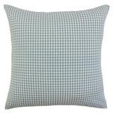 Alcott Hill® Poynter Plaid Bedding Sham in Blue, Size 26.0 H x 20.0 W x 5.0 D in   Wayfair STD-M-BELMONT-AQUA-C100
