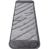 Union Rustic Farrel Moroccan Stair Tread Synthetic Fiber, Size 0.4 H x 8.5 W x 30.0 D in | Wayfair 2230DA6BB183450E9F20D9ED25FC6134