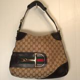 Gucci Bags   Authentic Gucci Hasler Horsebit Hobo Bag   Color: Brown/Gold   Size: Os
