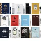 Designer Fragrance Samples for Men - Sampler Lot x 12 Cologne Vials (2)
