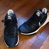 Nike Shoes   Black Nike Womens Basketball Sneakers   Color: Black   Size: 11