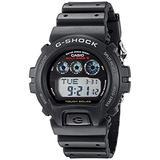 Casio Men's G-Shock GW6900-1 Tough Solar Sport Watch Black & Towel Bundle