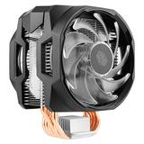 Cooler Master masterair ma610p CPU Cooler for Intel/amd Both + Fn1158 Map – 311-t6pn – 218Pc – R1