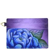 Anna by Anuschka Credit Card Case Multi No Size Leather
