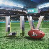 Super Bowl LIV 16-Pack Beverage Napkin Set