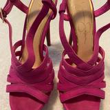 Jessica Simpson Shoes | Brand New Super Sexy Heels By Jessica Simpson. | Color: Pink | Size: 6 B