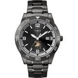 Acclaim Us Military Academy Army Black Knights Watch - Black - Timex Watches