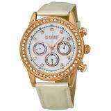 Rose Gold-tone Watch - Metallic - August Steiner Watches