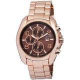 Brown Watch - Brown - August Steiner Watches