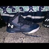 Under Armour Shoes | Basketball Shoes | Color: Blue | Size: 7.5