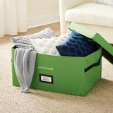 Multi-Use Storage Box - Teal - Grandin Road