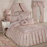 Princess Grande Bedspread Blush, King, Blush