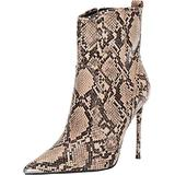 Steve Madden Women's Shoes Tina Fabric Pointed Toe Ankle