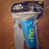 Adidas Other   Adidas Soccer Shin Guards   Color: Blue   Size: Xl Youth