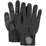 Youth Gray Celtic FC Touch Gloves