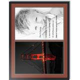 ArtToFrames Collage Picture Frame in Red, Size 39.0 H x 30.0 W x 0.75 D in   Wayfair C3926DK1422