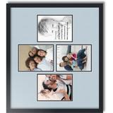 ArtToFrames Collage Picture Frame in Blue, Size 26.0 H x 23.0 W x 0.75 D in   Wayfair C3926FT1179