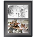 ArtToFrames Collage Picture Frame in Gray/Black, Size 29.0 H x 23.0 W x 0.75 D in   Wayfair C3926EX1417
