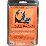 Fecal Worm Test@Home Kit 1 ct
