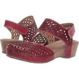 Poppiri - Red - Spring Step Heels