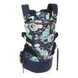 Contours Journey 5-in-1 Baby Carrier, Blue