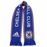 Adidas Accessories | Adidas Chelsea Fc Supporters Scarf | Color: Blue/Red | Size: Os