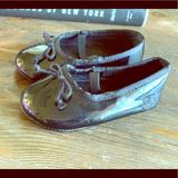 Ralph Lauren Shoes | 5$20 Ralph Lauren Black Mary Jane Shoes Baby Sz 3 | Color: Black | Size: 3bb
