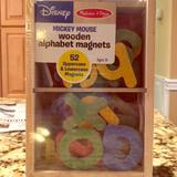Disney Other | New In Box Disney Magnets | Color: black | Size: Osbb