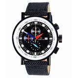 Quartz Black Dial Mens Watch -60 - Black - Adee Kaye Watches