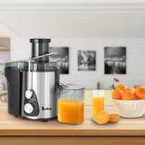 Ktaxon Citrus Juicer in Gray/Orange, Size 13.11 H x 14.41 W x 8.07 D in | Wayfair wf1-G27000258