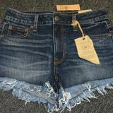 American Eagle Outfitters Shorts | Ae Ladies Vintage Denim- Blue Jean Shorts | Color: Blue | Size: Various