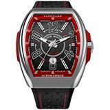 Franck Muller Vanguard Red Racing Mens Watch