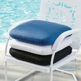 Retro Squares Outdoor Cushions - Neptune/Glider Chair, Glider Chair Cushion - Grandin Road
