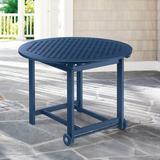 Carolina Outdoor Folding Table - White - Grandin Road