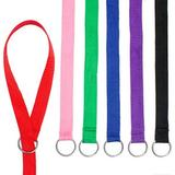 Downtown Pet Supply Slip Dog Leash, Rainbow, 6-ft, 12 count